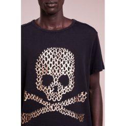 True Religion SKULL Tshirt z nadrukiem black. Szare t-shirty męskie z nadrukiem True Religion, m, z bawełny. Za 339,00 zł.