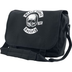 Torby na ramię męskie: Black Label Society Death Torba na ramię czarny
