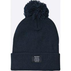 Dickies - Czapka. Czarne czapki zimowe męskie Dickies, na zimę, z dzianiny. W wyprzedaży za 59,90 zł.