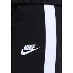 Spodnie dresowe dziewczęce: Nike Performance TRACK SUIT TRICOT Dres black/white/black/white