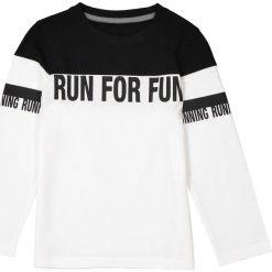 Odzież chłopięca: T-shirt z długim rękawem 3-12 lat