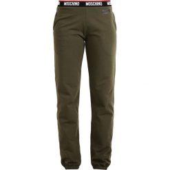 Piżamy damskie: Moschino Underwear Spodnie od piżamy olive