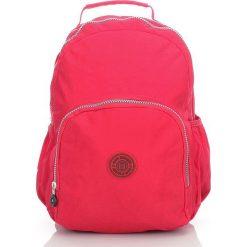 Uniwersalny Sportowy plecak Czerwień. Czerwone torby na laptopa Bag Street, z nylonu, sportowe. Za 69,00 zł.