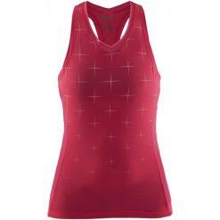 Craft Koszulka Damska Belle Glow Różowy L. Czarne bluzki sportowe damskie marki Craft, m. Za 285,00 zł.