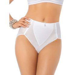 Majtki damskie: Figi modelujące (2 szt.) w kolorze białym
