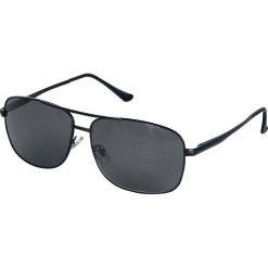 Okulary przeciwsłoneczne damskie: Pilotenbrille Mattes Schwarz Okulary przeciwsłoneczne czarny