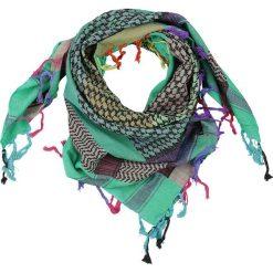 Arafatka Multicolour Blue-Green Szalik wielokolorowy. Niebieskie szaliki damskie marki Arafatka. Za 29,90 zł.