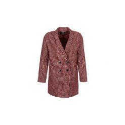 Płaszcze Le Temps des Cerises  LADY. Czerwone płaszcze damskie pastelowe Le Temps Des Cerises, l. Za 669,00 zł.