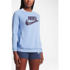 Nike Koszulka damska NSW Modern CRW GX1 niebieska r. XS (842435 450-S). Niebieskie topy sportowe damskie Nike, s. Za 222,35 zł.