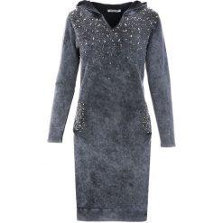 Sukienki hiszpanki: Sukienka - 4-8837 GREY D