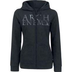 Arch Enemy BoxSet Bluza z kapturem rozpinana damska czarny. Czarne bluzy rozpinane damskie marki I Will Eat Your Soul, s, z nadrukiem, z kapturem. Za 184,90 zł.