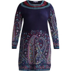 Sukienki dzianinowe: Anna Field Curvy Sukienka dzianinowa pink/blue