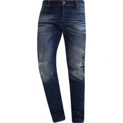 GStar ARCZ 3D SLIM 3D Jeansy Slim fit wils stretch denim. Niebieskie jeansy męskie G-Star. W wyprzedaży za 419,30 zł.