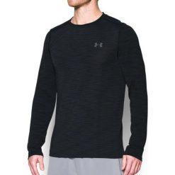 Under Armour Koszulka męska Threadborne Seamless czarna r. L (1289615-001). Szare koszulki sportowe męskie marki Under Armour, z elastanu, sportowe. Za 159,00 zł.