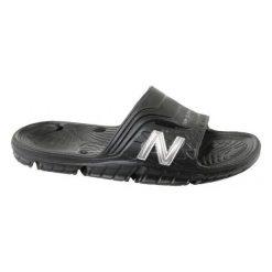 Buty męskie: New Balance Klapki męskie SD104BS czarne r. 42.5