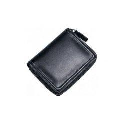 Portfele męskie: Sammons Klasyczny męski portfel Czarny  (350263-01)