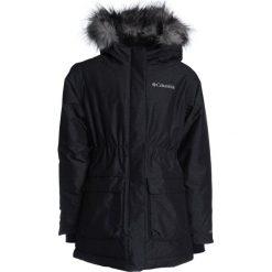Columbia NORDIC STRIDER  Kurtka Outdoor black. Różowe kurtki dziewczęce sportowe marki Columbia. W wyprzedaży za 359,10 zł.