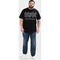 T-shirty męskie z nadrukiem: Replika Tshirt z nadrukiem black