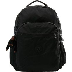 Kipling SEOUL GO  Plecak true black. Czarne plecaki damskie Kipling. Za 379,00 zł.