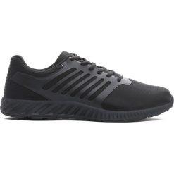Czarne Buty Sportowe Breathe Gentle. Czarne buty skate męskie Born2be, z materiału, na sznurówki. Za 84,99 zł.
