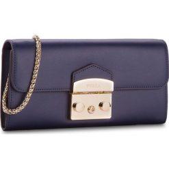 Torebka FURLA - Metropolis 922762 E EP81 VFO Blu d. Niebieskie torebki klasyczne damskie Furla, ze skóry. W wyprzedaży za 879,00 zł.