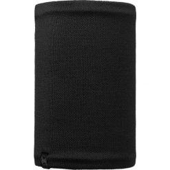 Szaliki męskie: Buff Komin Neckwarmer Buff Knitted Polar Fleece Neo Black kolor czarny, 29×25 (BUF113560.999.10.00)