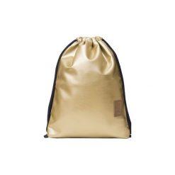 Plecaki damskie: Worek Plecak ZŁOTA NOC I