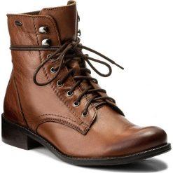 Buty zimowe damskie: Botki LASOCKI - 60724-05 Brązowy