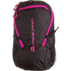 """Plecaki damskie: Plecak """"Laraine"""" w kolorze czarno-różowym – 27 x 46 x 18 cm"""