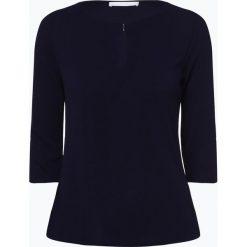 BOSS - T-shirt damski – Epina, niebieski. Niebieskie t-shirty damskie Boss, l. Za 449,95 zł.