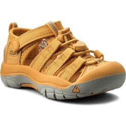 Sandały KEEN - Newport H2 1018256 Beeswax. Żółte sandały chłopięce marki Keen, z materiału. Za 239,95 zł.