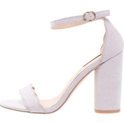 Sandały damskie: Miss Selfridge COPENHAGEN Sandały na obcasie grey