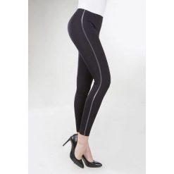 Spodnie damskie: GATTA Legginsy Letitia 4S black r. XL
