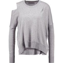 Swetry klasyczne damskie: AllSaints CECILY Sweter grey
