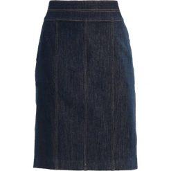 Spódniczki jeansowe: Banana Republic CONTRAST STITCH SKIRT Spódnica jeansowa rinse