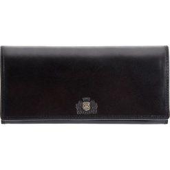 Portfel 39-1-333-1. Czarne portfele damskie Wittchen. Za 419,00 zł.