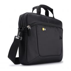 "Case Logic AUA314 14.1"" czarna. Czarne torby na laptopa marki CASE LOGIC. Za 139,00 zł."