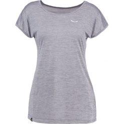 T-shirty damskie: Salewa PUEZ Tshirt basic quiet shade melange