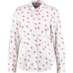 Koszule wiązane damskie: Seidensticker CITY 1/1 LANG Koszula weiß