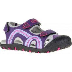Kamik Sandały Sea Turtle Purple/Violet 29,0. Fioletowe sandały dziewczęce marki Kamik, z paskami. W wyprzedaży za 149,00 zł.