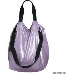 Dwustronna torba TWIN Pearl Violet. Białe torebki klasyczne damskie Pakamera, duże. Za 169,00 zł.