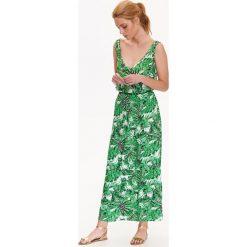 Sukienki: SUKIENKA DAMSKA Z NADRUKIEM