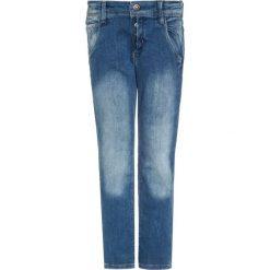 Rurki dziewczęce: Name it NITTALK Jeansy Slim Fit medium blue denim