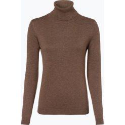 Brookshire - Sweter damski, brązowy. Brązowe golfy damskie marki brookshire, xxl, z bawełny. Za 179,95 zł.