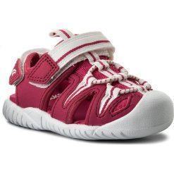 Sandały dziewczęce: Sandały CLARKS – Rapid Bay 261313426 Raspberry