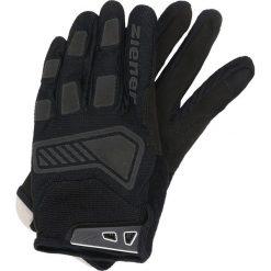 Rękawiczki damskie: Ziener CAMET TOUCH LONG BIKE GLOVE Rękawiczki pięciopalcowe black