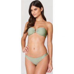 NA-KD Swimwear Dół od bikini - Green. Zielone bikini marki NA-KD Swimwear. Za 40,95 zł.