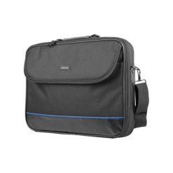 NATEC Impala 14,1'' czarna NTO-1176. Czarne torby na laptopa Natec, w paski, z nylonu. Za 25,92 zł.