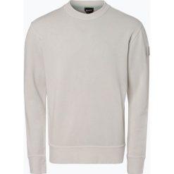 BOSS Casual - Męska bluza nierozpinana – Word, czarny. Czarne bluzy męskie rozpinane BOSS Casual, l, z bawełny. Za 599,95 zł.