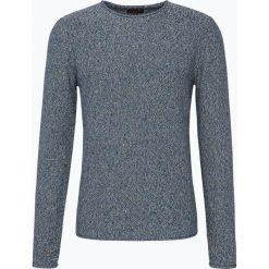 Review - Sweter męski, niebieski. Niebieskie swetry klasyczne męskie marki Review. Za 119,95 zł.